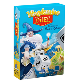 Blue Orange Kingdomino - Duel [multilingue]