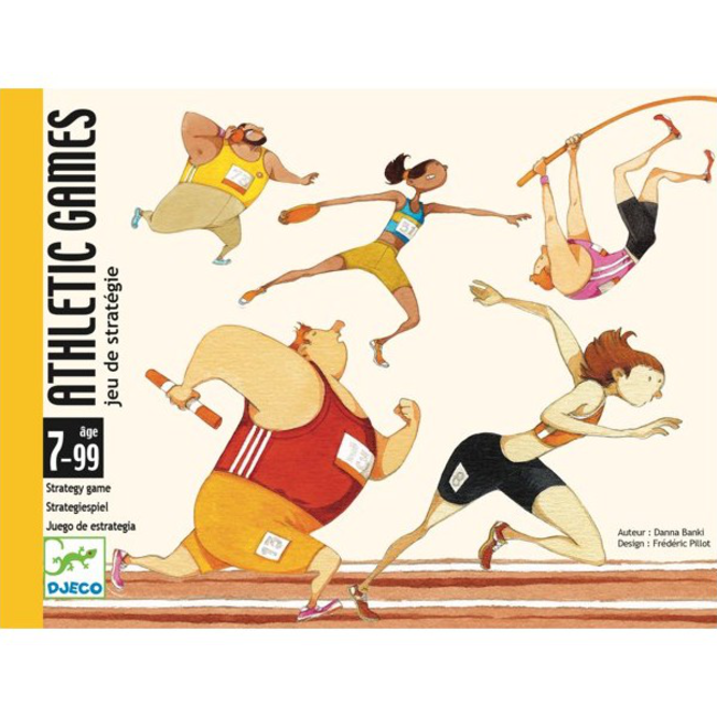 Djeco Athletic Games [Multi]