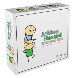 Breaking Games Joking Hazard : Enlarged Box [anglais]