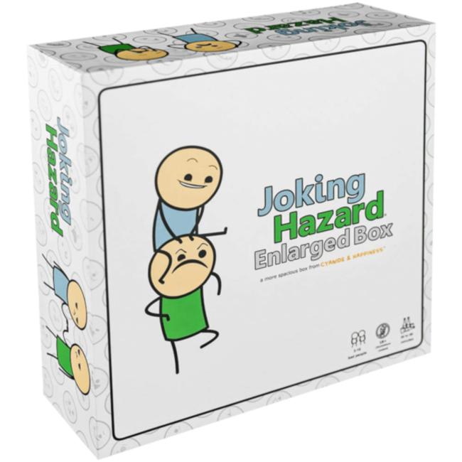 Breaking Games Joking Hazard : Enlarged Box [anglais]