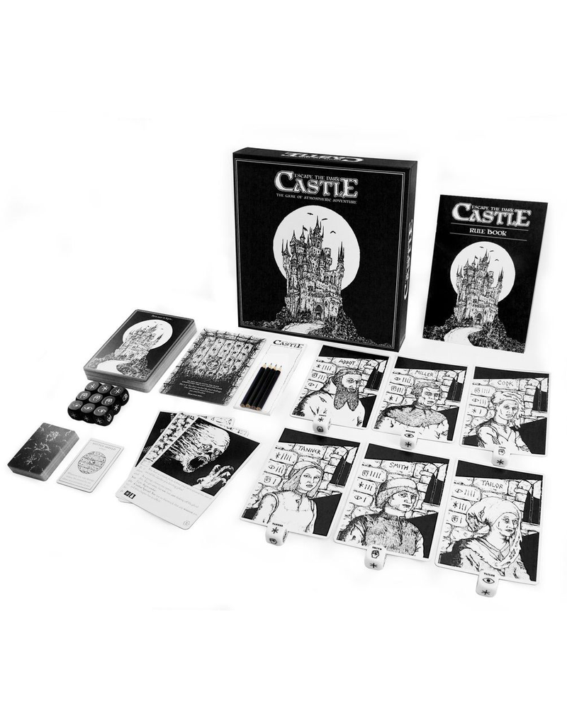 ThemeBorne Escape the Dark Castle [anglais]