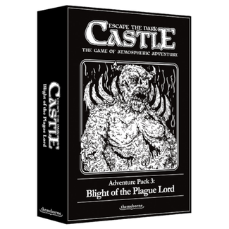 ThemeBorne Escape the Dark Castle : Adventure Pack 3 - Blight of the Plague Lord [English]