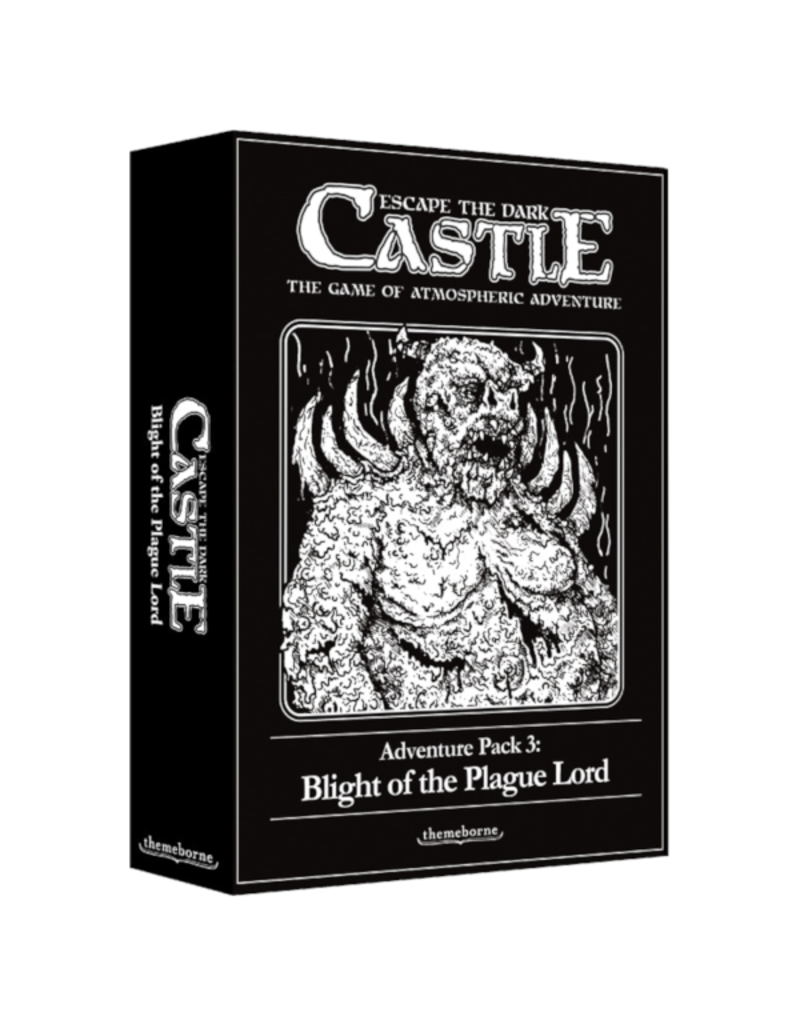 ThemeBorne Escape the Dark Castle : Adventure Pack 3 - Blight of the Plague Lord [anglais]