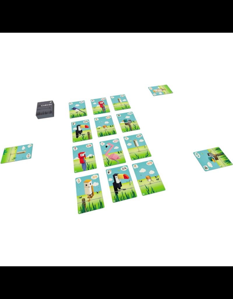 Catch Up Games Cubirds [multilingue]