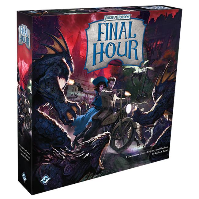 Fantasy Flight Games Arkham Horror - Final Hour [anglais]