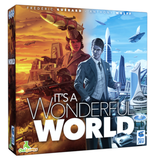 La Boite de Jeu It's a Wonderful World [French]