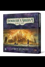 Fantasy Flight Games Horreur à Arkham (JCE) : La route de Carcossa [français]
