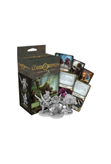 Fantasy Flight Games Lord of the Rings - Journeys in Middle Earth : Villains of Eriador [anglais]