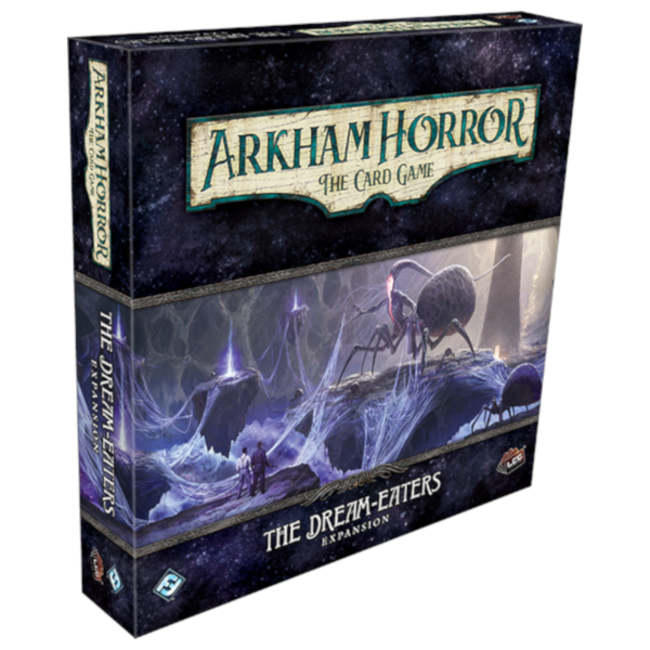 Fantasy Flight Games Arkham Horror - The Card Game (LCG) : The Dream-Eaters [English]