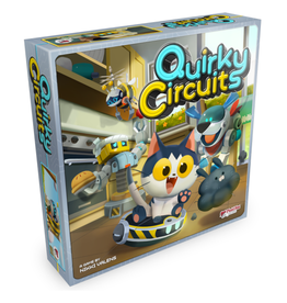 Plaid Hat Games Quirky Circuits [anglais]