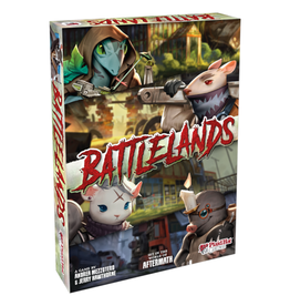 Plaid Hat Games BattleLands [anglais]
