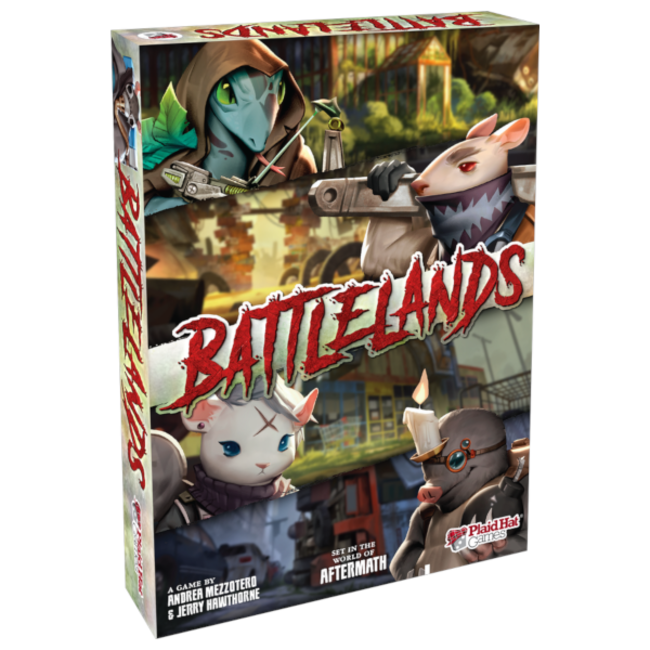 Plaid Hat Games BattleLands [English]