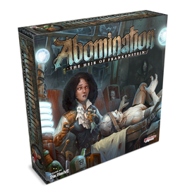 Plaid Hat Games Abomination - The Heir of Frankenstein [anglais]