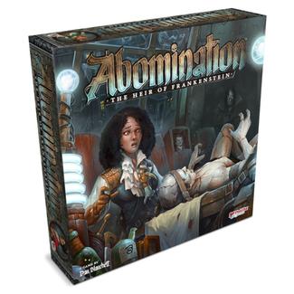 Plaid Hat Games Abomination - The Heir of Frankenstein [English]