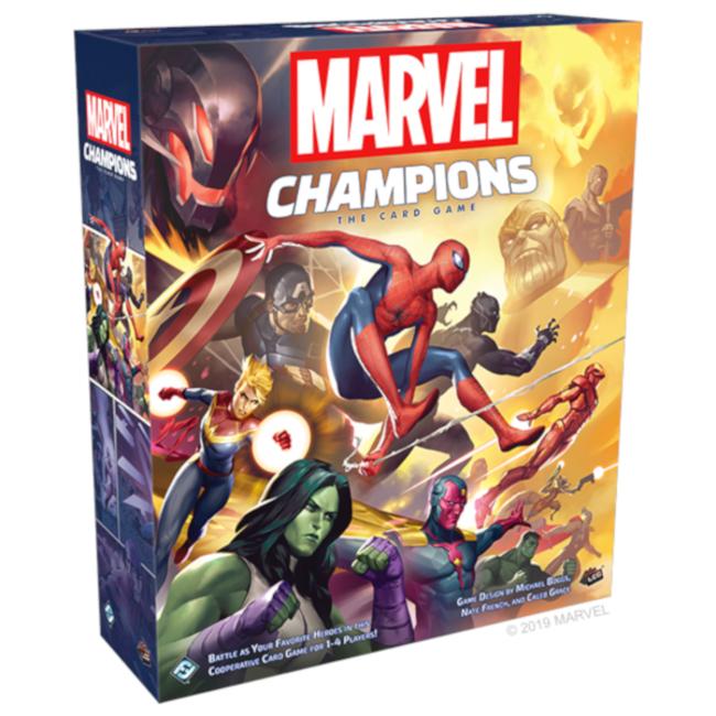 Fantasy Flight Games Marvel Champions (LCG) [English]