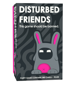 Friendly Rabbit Inc. Disturbed Friends [anglais]