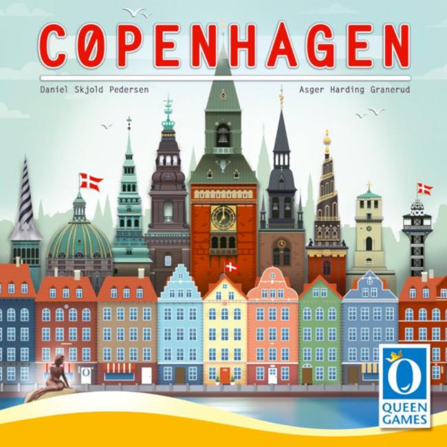 Queen Games Copenhagen [multilingue]