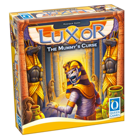 Queen Games Luxor : The Mummy's Curse [multilingue]