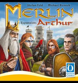 Queen Games Merlin : Arthur Expension [multilingue]