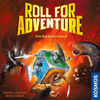 Kosmos Roll for Adventure [anglais]