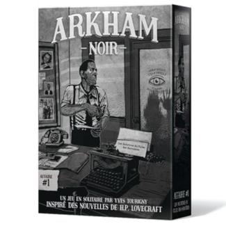 EDGE Arkham Noir - Affaire #1 [français]