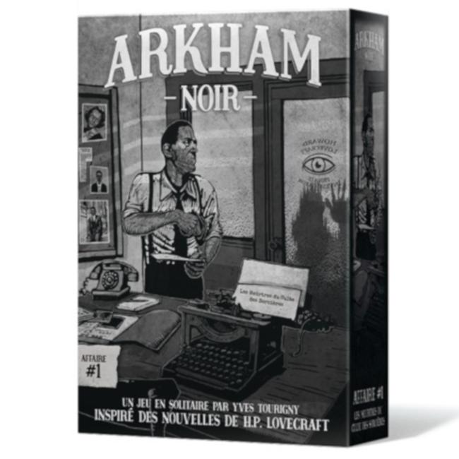 EDGE Arkham Noir - Affaire #1 [French]