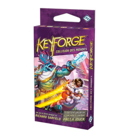 Fantasy Flight Games Keyforge - Collision des mondes - Deck [français]
