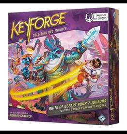 Fantasy Flight Games Keyforge - Collision des mondes [français]