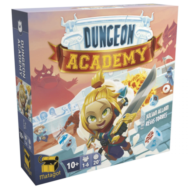 Matagot Dungeon Academy [multilingue]