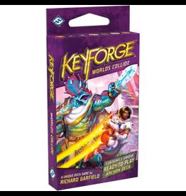 Fantasy Flight Games Keyforge - Worlds Collide - Deck [anglais]