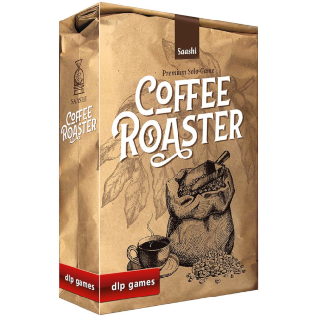 Stronghold Games Coffee Roaster [English]