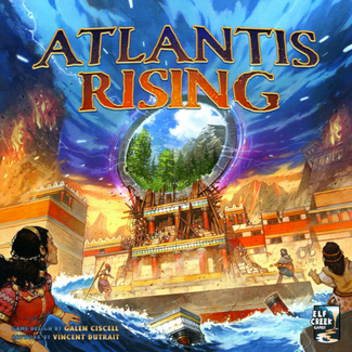 Elf Creek Games Atlantis Rising (second edition) [English]
