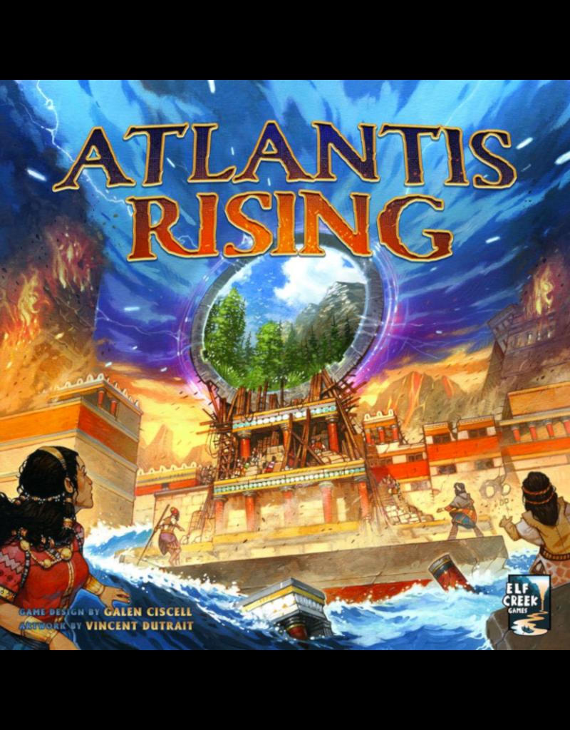 Elf Creek Games Atlantis Rising (second edition) [anglais]