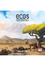 AEG Ecos - First Continent [anglais]