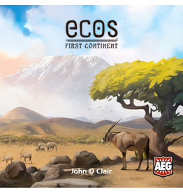 AEG Ecos - First Continent [anglais]