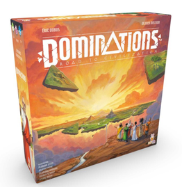 Holy Grail Games Dominations - Road to Civilisation [français]