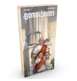 Holy Grail Games Dominations : Dynasties [français]
