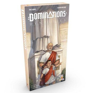 Holy Grail Games Dominations : Dynasties [French]