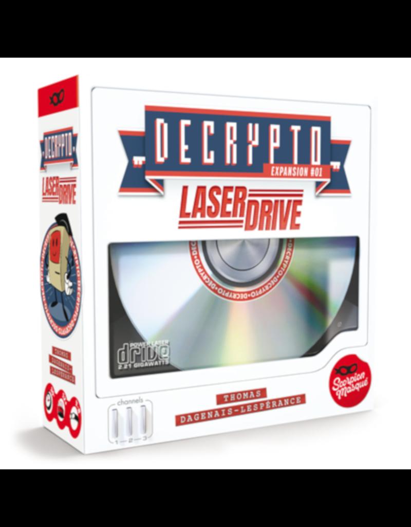 Scorpion Masqué Decrypto : Laser Drive [français]
