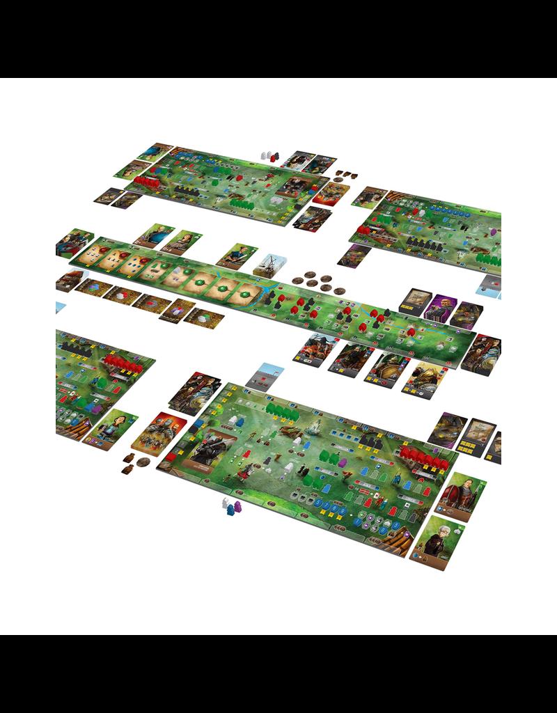 Pixie Games Paladins du Royaume de l'Ouest [français]