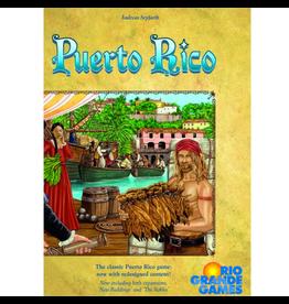 Rio Grande Games Puerto Rico - Deluxe Edition [anglais]