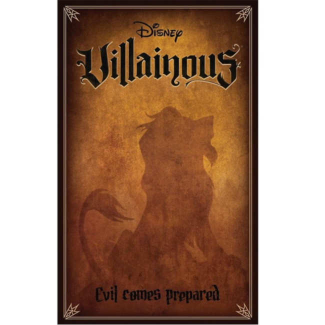 Ravensburger Villainous - Evil Comes Prepared [anglais]