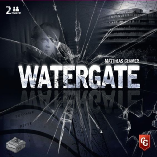 Capstone Games Watergate [English]