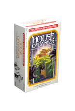 Z-Man Choose your own Adventure (1) - House of Danger [anglais]