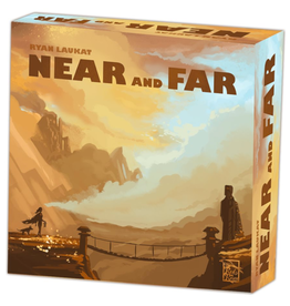 Red Raven Games Near and Far [anglais]