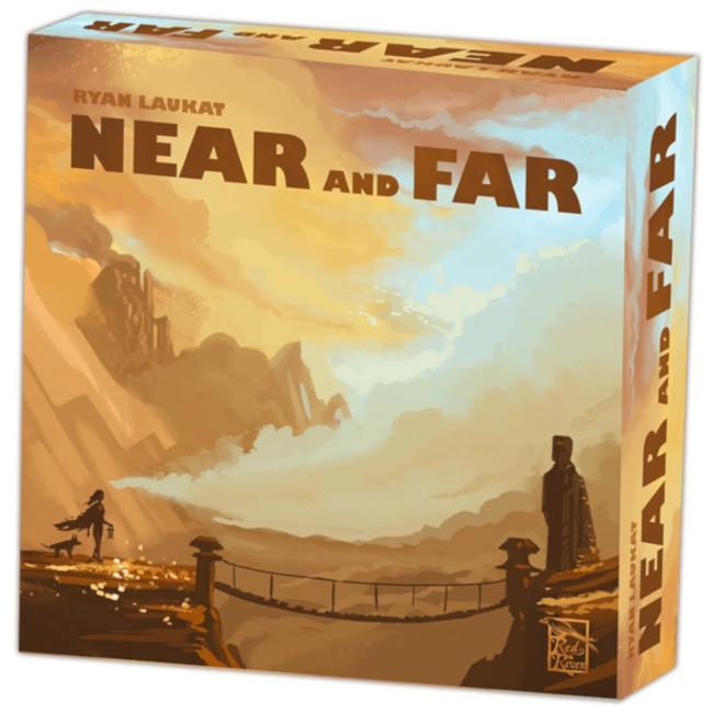 Red Raven Games Near and Far [English]