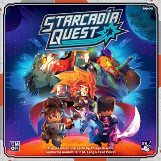 CMON Starcadia Quest [anglais]