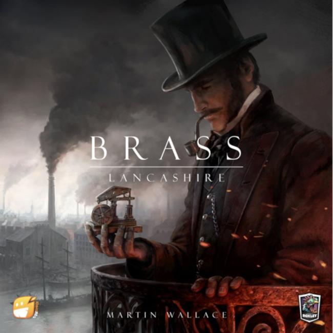 Funforge Brass -  Lancashire [French]