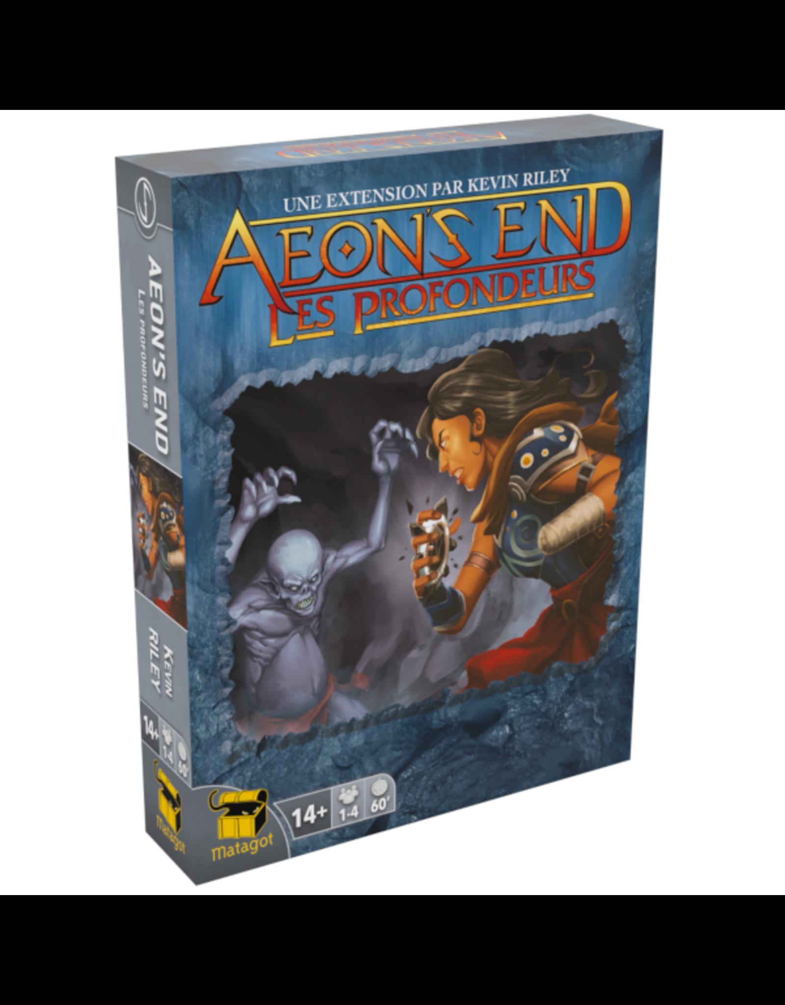Matagot Aeon's End : les profondeurs [français]