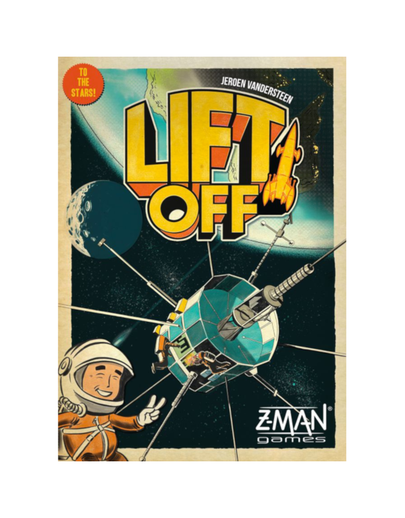 Z-Man Lift Off [anglais]
